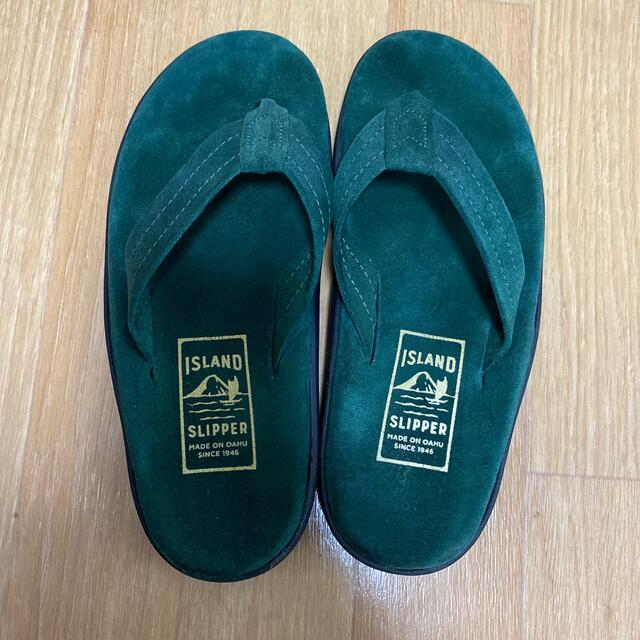 ISLAND SLIPPER(アイランドスリッパ)の【アイランドスリッパ】スウェード サンダル レディースの靴/シューズ(サンダル)の商品写真