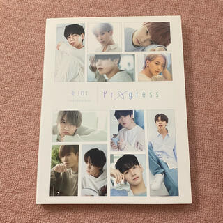 JO1 First Photo Book Progress