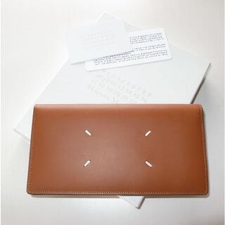 マルタンマルジェラ(Maison Martin Margiela)のmaison margiela マルジェラ 長財布 long wallet br(長財布)