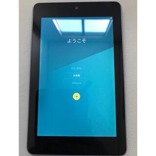 ASUS - ASUS Nexus nexus 7 ネクサス本体のみ android