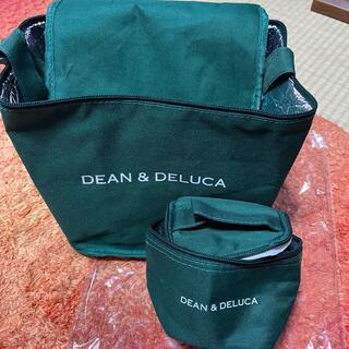 ディーンアンドデルーカ(DEAN & DELUCA)のDEAN &DELUCA 保冷バック 2個セット(日用品/生活雑貨)