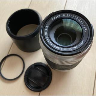 富士フイルム - FUJIFILM望遠ズーム XC50-230mm F4.5-6.7 シルバー