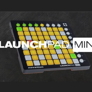 launchpad mini   編集中 購入可能(MIDIコントローラー)