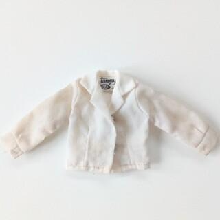 匿名配送 昭和レトロ IDEAL タミーちゃん 洋服 ブラウス お部屋で読書(人形)