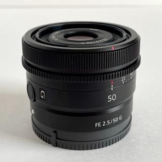 SONY - SONY FE 50mm F2.5 G  単焦点レンズ