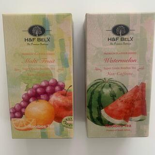 ディーンアンドデルーカ(DEAN & DELUCA)のH&F BELX ルイボスティー 2種(茶)