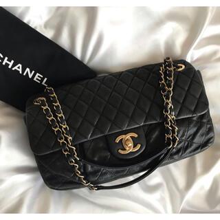 CHANEL - 極美品♡シャネル CHANEL スパークルレザー チェーンショルダーバッグ
