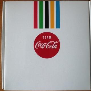 コカコーラ(コカ・コーラ)の【新品未使用】コカコーラ 防水スピーカー 東京オリンピック(スピーカー)
