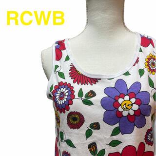 ロデオクラウンズワイドボウル(RODEO CROWNS WIDE BOWL)のRCWB ロデオ タンクトップ(タンクトップ)