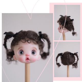 オビツ11ドールウィッグ  ob11(人形)
