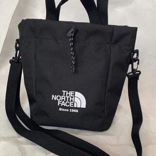 THE NORTH FACE ザノースlフェイス 2WAY巾着ショルダーバッグ