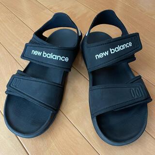 ニューバランス(New Balance)のmoj♡様 専用 ★ニューバランス★  サンダル 20㎝(サンダル)