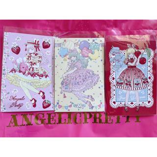 アンジェリックプリティー(Angelic Pretty)のAngelic Pretty ポストカード 3枚セット  (写真/ポストカード)