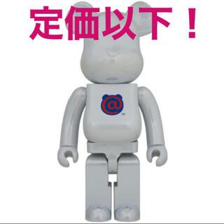メディコムトイ(MEDICOM TOY)の【定価以下!】BE@RBRICK 1st Model Chrome 1000%(その他)