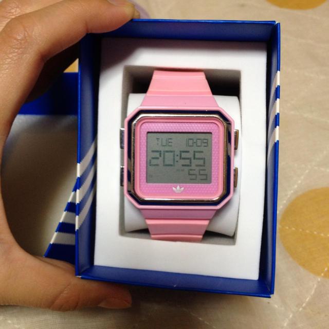 adidas(アディダス)のadidas marina様お取り置き レディースのファッション小物(腕時計)の商品写真