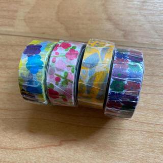 ソウソウ(SOU・SOU)のsousou マスキングテープ 4つセット(テープ/マスキングテープ)