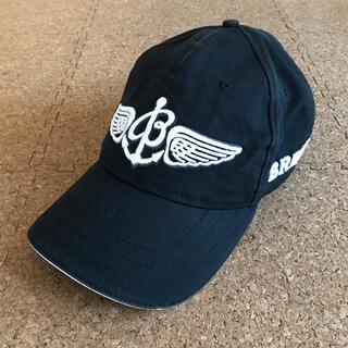 ブライトリング(BREITLING)のブライトリング キャップ ブラック 帽子 エアレース(キャップ)