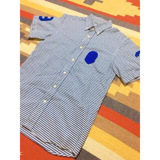アベイシングエイプ(A BATHING APE)のアベイシングエイプ シャツ(Tシャツ/カットソー(半袖/袖なし))