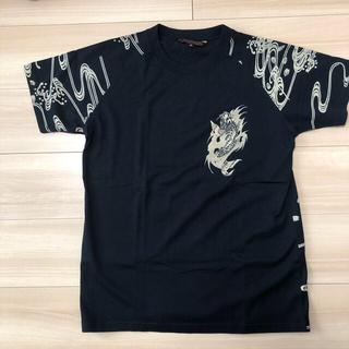 カラクリタマシイ(絡繰魂)のSATORI さとり 和柄 Tシャツ Tee ブラック セット販売(Tシャツ/カットソー(半袖/袖なし))
