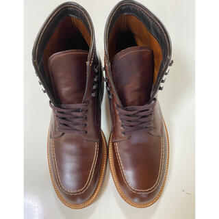 オールデン(Alden)のオールデン インディーブーツ ブラウンクロムエクセル 7.5(ブーツ)