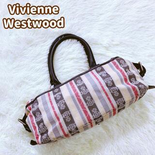 ヴィヴィアンウエストウッド(Vivienne Westwood)の★希少★Vivienne Westwood ミニボストン ハンドバッグ オーブ(ボストンバッグ)