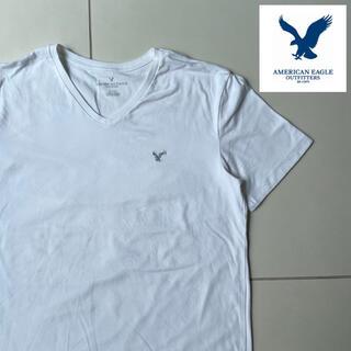 アメリカンイーグル(American Eagle)のアメリカンイーグル VネックTシャツ(Tシャツ/カットソー(半袖/袖なし))