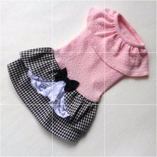 ピンクの2段フリルパンツ(その他)