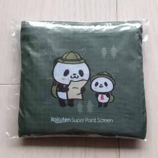 ラクテン(Rakuten)の楽天 お買いものパンダ エコバッグ(エコバッグ)