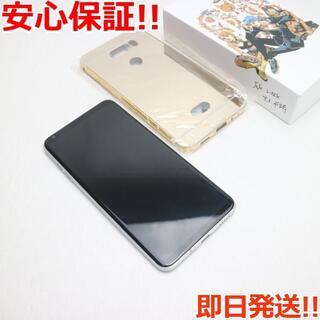 エルジーエレクトロニクス(LG Electronics)の新品同様 L-02K ホワイト 本体 白ロム (スマートフォン本体)