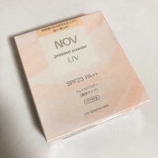 ノブ(NOV)のpurin様専用♡NOV プレストパウダー UV リフィル(フェイスパウダー)