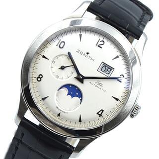 ゼニス(ZENITH)のゼニス ZENITH クラスエリート 腕時計 メンズ【中古】(その他)