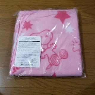 スヌーピー(SNOOPY)の【スヌーピー/ブランケット】ひざ掛け/毛布(毛布)