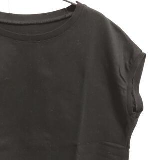 ニジュウサンク(23区)の2020年 23区 鹿子 半袖 プルオーバー ブラック サイズ38(Tシャツ(半袖/袖なし))