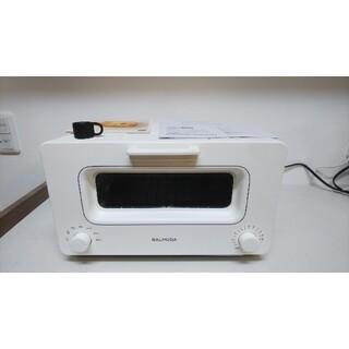 バルミューダ(BALMUDA)のバルミューダ スチームトースター BALMUDA  K01E-WS(調理道具/製菓道具)