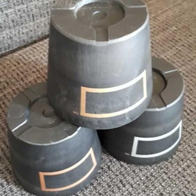 アキレス様 専用 BOTANIZE ボタナイズ 限定プラ鉢3個セット ハンドメイドのフラワー/ガーデン(プランター)の商品写真