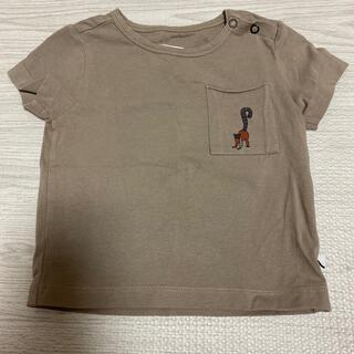 コドモビームス(こども ビームス)のカーラインク carlijnq アニマル柄Tシャツ (Tシャツ/カットソー(半袖/袖なし))
