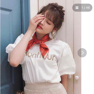 ダズリン(dazzlin)のdazzlin BonheurTシャツ(Tシャツ(半袖/袖なし))