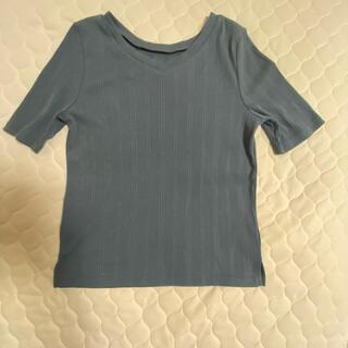 グレイル(GRL)のVネック(Tシャツ/カットソー(半袖/袖なし))