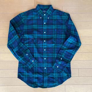 ポロラルフローレン(POLO RALPH LAUREN)の新品タグ付き ラルフローレン オックスフォードシャツ S(Mサイズ相当)(シャツ)