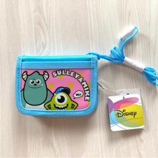 ディズニー(Disney)の新品未使用 トイストーリー モンスターズインク 財布 折財布 キッズ 男女兼用(財布)