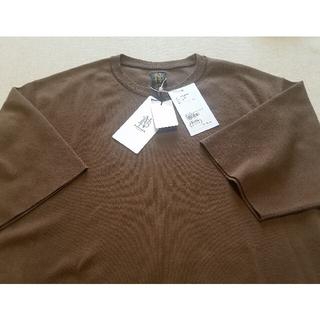 最終SALE新品バトナーBATNERニットTシャツ(Tシャツ/カットソー(半袖/袖なし))
