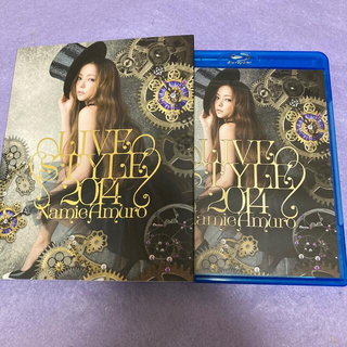 ☆LIVE STYLE 2014  [ Blu-ray ](ミュージック)