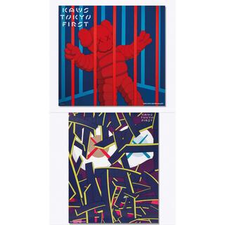 MEDICOM TOY - KAWS TOKYO FIRST ポスター2種セット