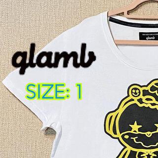 グラム(glamb)の【glamb】Grunge chiitan T(Tシャツ/カットソー(半袖/袖なし))