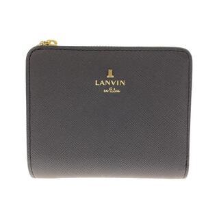 ランバン(LANVIN)のランバン LANVIN 二つ折り財布    レディース(財布)