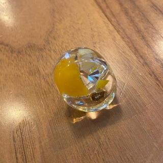 キューポット(Q-pot.)のQ-pot.♡Fruits Jelly Ring みかん ジェリー リング(リング(指輪))
