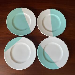 ティファニー(Tiffany & Co.)のTiffany& Co.カラーブロック ディナープレート(食器)