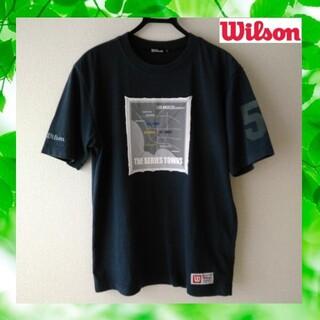 ウィルソン(wilson)の【Wilson】ウイルソン×メンズ×Tシャツ×半袖(Tシャツ/カットソー(半袖/袖なし))