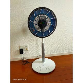 ツインバード(TWINBIRD)のハイポジションリビング扇風機 COANDA AIR(EF-D959)DCモータ(扇風機)