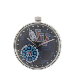 ルイヴィトン(LOUIS VUITTON)のLOUIS VUITTON ルイ ヴィトン 置時計 Q【本物保証】(置時計)